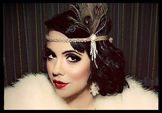 1920s flapper 1920 great gatsby Hens Dance Classes Adelaide Melbourne Hens Night Classes Hens party Ideas Adelaide