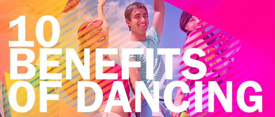 Top 10 Benefits of Dancing - Ten Health Benefits of Dancing adelaide
